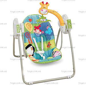 Портативное кресло-качалка «Жираф», X6146