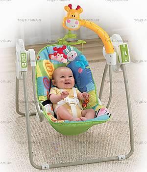 Портативное кресло-качалка «Жираф», X6146, игрушки