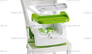 Портативный стульчик для кормления «Растем вместе», DMJ45, фото