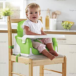 Портативный стульчик для кормления «Растем вместе», DMJ45, игрушки
