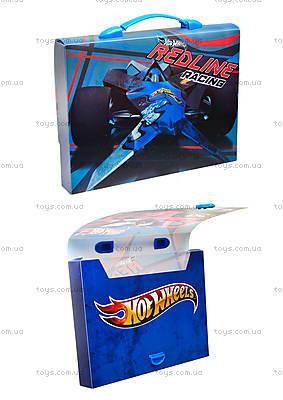 Портфель для детей А4 Hot Wheels, HW14-209K
