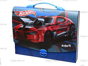 Портфель для детей А4 Hot Wheels, HW14-209K, отзывы
