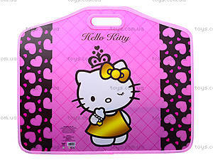 Портфель на липучках Hello Kitty A3, HK13-208K, купить