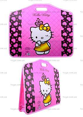 Портфель на липучках Hello Kitty A3, HK13-208K