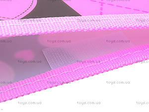 Портфель на липучках Hello Kitty A3, HK13-208K, отзывы