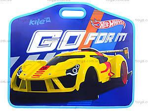 Портфель на липучках Hot Wheels А3, HW14-208K, купить