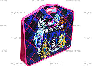 Портфель на липучках Monster High, MH14-208K, цена