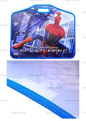 Портфель на липучках Spider-Man А3, SM14-208K