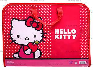 Портфель на молнии Hello Kitty, HK12-206K, фото