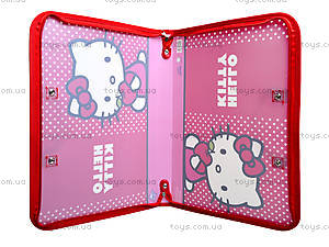 Портфель на молнии Hello Kitty, HK12-206K, отзывы