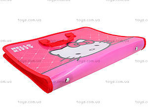 Папка-портфель на молнии Hello Kitty, HK13-202К, купить
