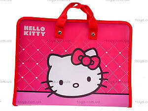 Папка-портфель на молнии Hello Kitty, HK13-202К, отзывы
