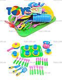 Посуда детская , 04-423, toys