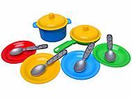Посуда детская «Маринка», 0694