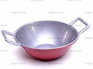 Посуда для детской кухни, с кастрюлями, TX40840, купить