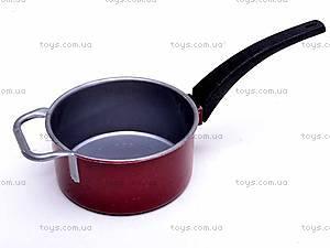 Посуда для детской кухни, с кастрюлями, TX40840, отзывы