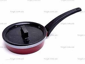 Посуда для детской кухни, с кастрюлями, TX40840, цена