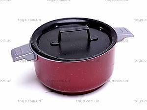Посуда для детской кухни, с кастрюлями, TX40840, игрушки