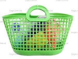 Посуда и фрукты в корзине, 625A-C, купить