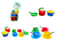 Детская посуда «Маринка», 2209, фото
