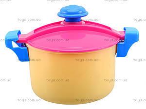 Игровой набор посуды для детей, 04-437, фото