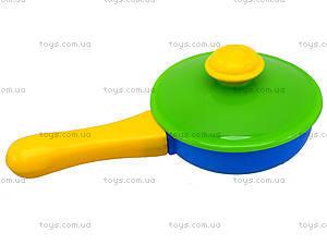 Игрушечный набор посуды в корзинке , 04-436, детские игрушки