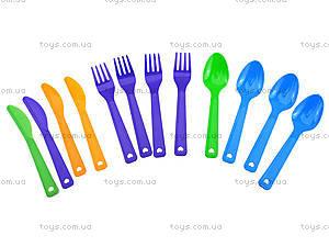 Набор посуды для детей «Юная хозяюшка», 04810, игрушки