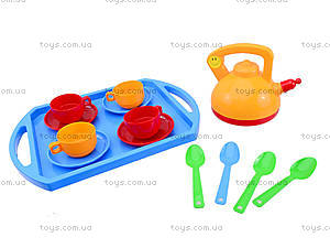 Игрушечный набор посуды «Юная хозяюшка», 04811, отзывы