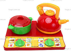 Игрушечная посуда «Юная господарочка», 0485, купить