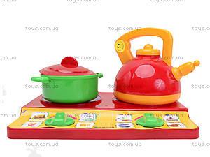 Игрушечная посуда «Юная господарочка», 0485, отзывы