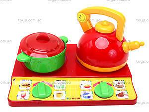 Игрушечная посуда «Юная господарочка», 0485, игрушки