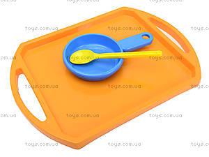 Игрушечная посуда «Юная господарочка», 0485, детские игрушки