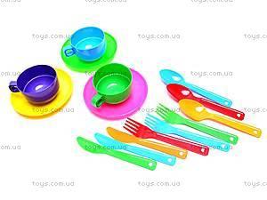 Посуда «Юная господарочка», 0483, фото