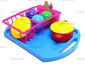 Посуда «Юная господарочка», 0483