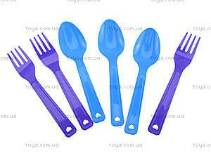 Набор посуды «Юная хозяюшка», 0488, игрушки