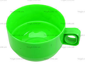 Набор посуды «Юная хозяюшка», 0488, детские игрушки