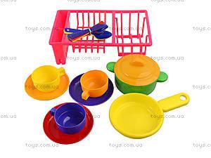 Посуда «Юная господарочка №9», 0489, детские игрушки