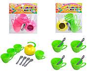 Набор посудки для детей, 924 в.4