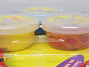 Воздушная масса для лепки, 3 цвета, 7702-02, отзывы
