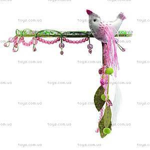 Повязка для волос «Райская птица», DJ06662, купить