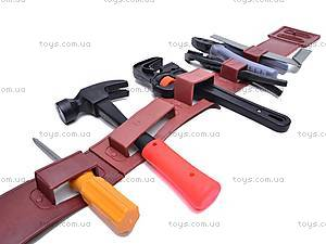 Пояс с инструментами, 899B, игрушки