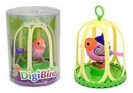 Поющие птички DigiBirds с клеткой, 793