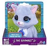 Поющие зверята FurReal Friends Котенок, C2173/C2177EU4, фото