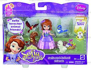 Кукла Дисней «Принцесса София и её друзья-звери», Y6640