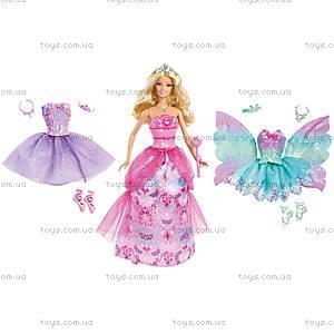 Принцесса Барби в сказочных костюмах, W2930, отзывы