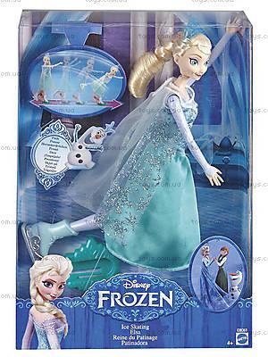 Принцесса Disney «Ледяное сердце» на коньках, CBC61