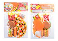 Продукты на липучках FUN GAME для кухни, 1037, отзывы