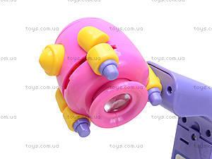 Проектор для рисования с фломастерами, 0734, детские игрушки