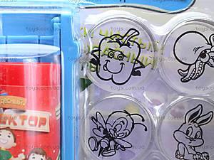 Чудесный проектор для рисования с фломастерами, 0735, детские игрушки