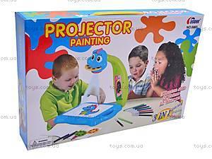 Проектор детский со слайдами, 6865, игрушки